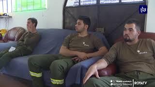 البرتغال..رجال إطفاء من شركات خاصة يحمون الغابات - (24-10-2019)