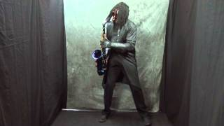 Karaoke Sax--Pick up the Pieces-Cover-- by AWB