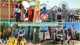 Disneyland Adventure with OOTD