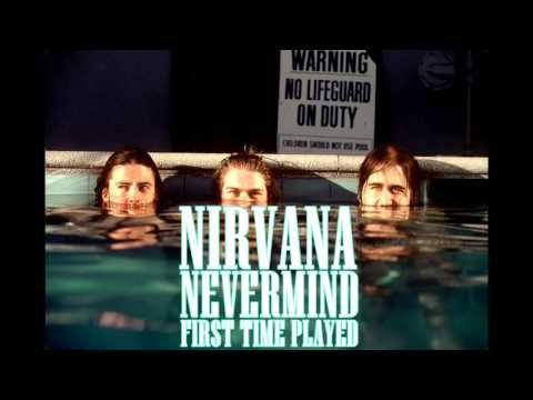 Nirvana - Nevermind [First Time Played]