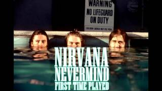 Repeat youtube video Nirvana - Nevermind [First Time Played]