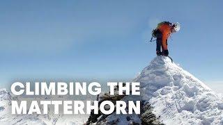 World's Fastest Person to Climb the Matterhorn | Dani Arnold