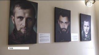 Подивитися в очі Героїв  у Києві відкрили виставку  Портрет солдата