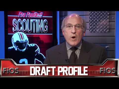 Darren Evans Draft Profile