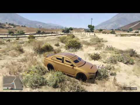 GTA 5 ONLINE nice mission
