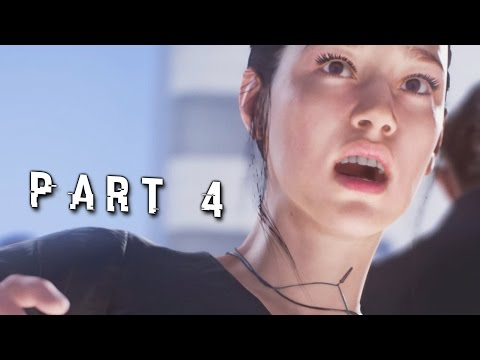 End of the Beta in Mirror's Edge Catalyst Walkthrough Gameplay Part 4 (PS4 Xbox One)