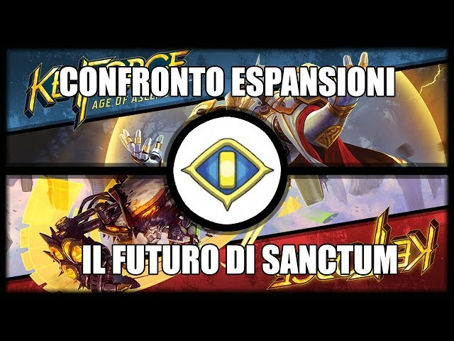 Il Futuro di Sanctum | Analisi Meta #7 | Keyforge