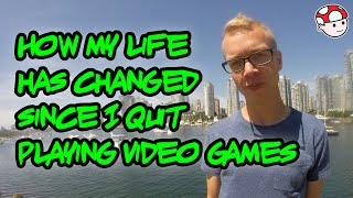How My Life Has Changed Since I Quit Playing Video Games