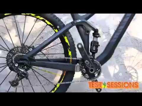 Tipos de suspensión trasera bicicleta