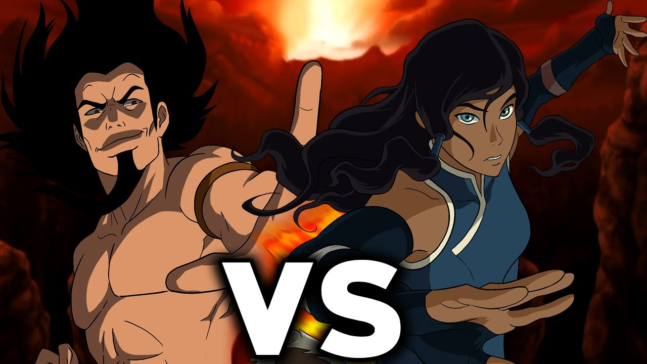 Download Avatar Korra vs Fire Lord Ozai!    Who Would Win!?