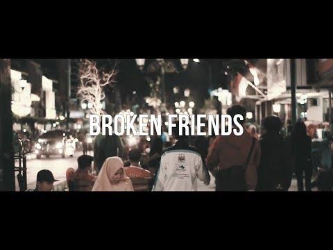 "Film Pendek ""BROKEN FRIENDS"" - Short Movie Tugas Aural English Jogja"
