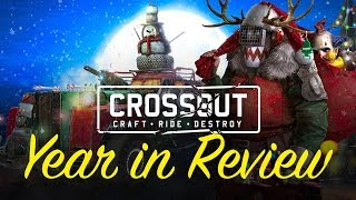 Crossout: YEAR IN REVIEW