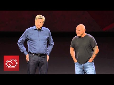New For Video - Adobe MAX 2015 - Create With Impact  | Adobe Creative Cloud