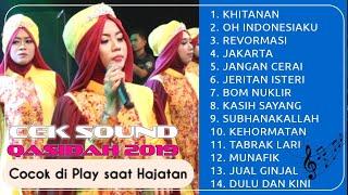 Download 14 LAGU QASIDAH COCOK UNTUK CEK SOUND ACARA HAJATAN DAN KHITANAN