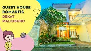 Review Guest House di Jogja: Casa Meira Malioboro (Ada Pintu Rahasianya)