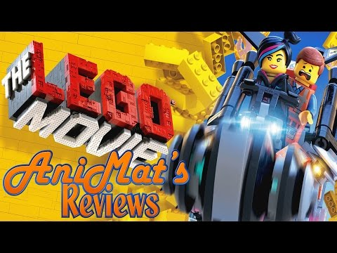 The Lego Movie - AniMat's Reviews