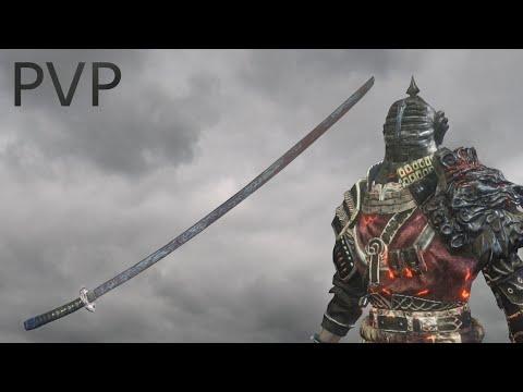 Dark Souls  Partizan Pvp Build