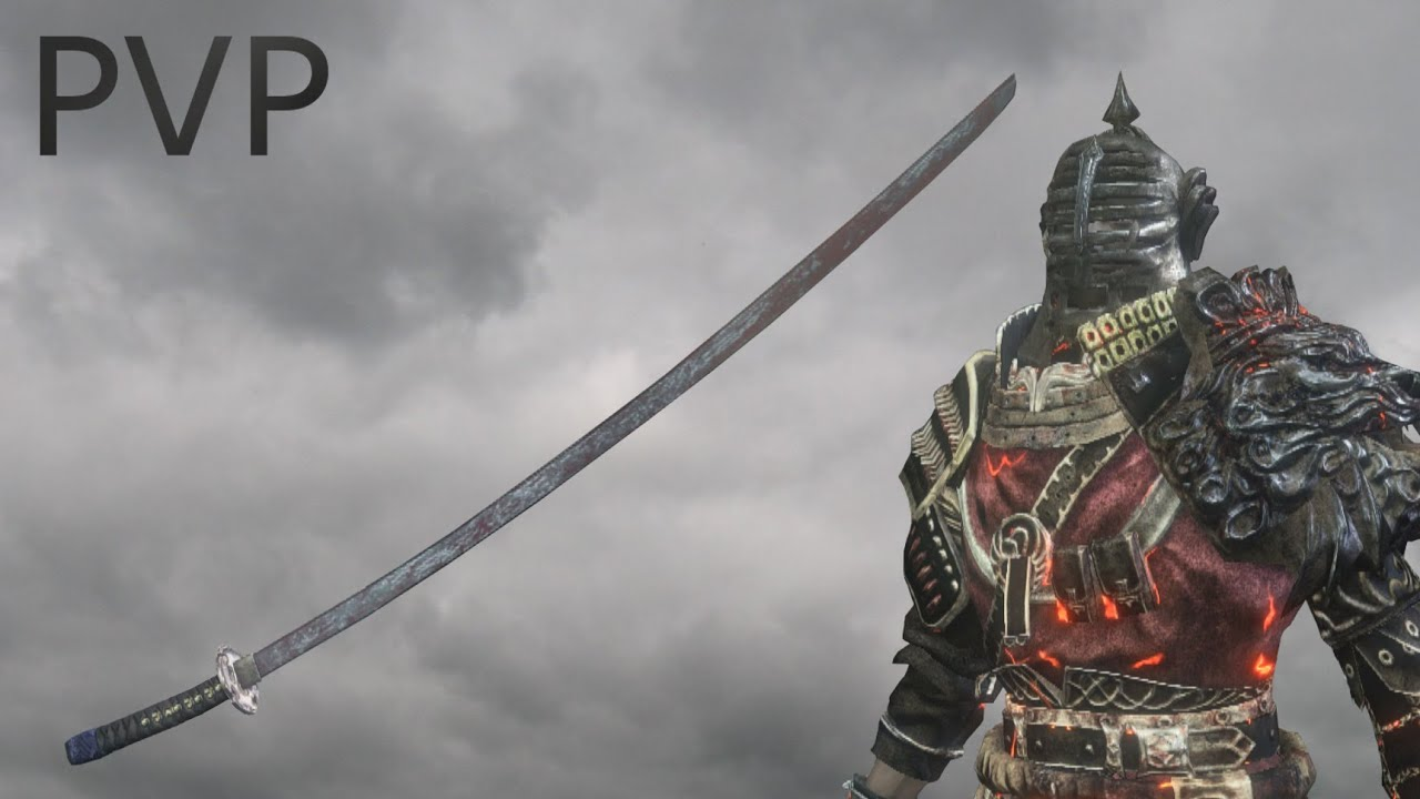 Dark Souls  Black Blade Build