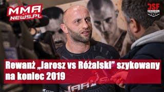 MMAnews Live: Lukasz Jarosz