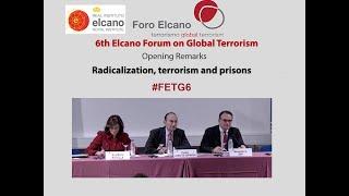 #FETG6 Radicalization, terrorism and prisons