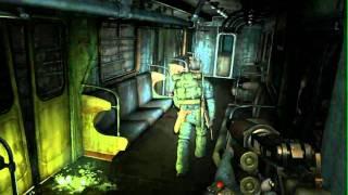 Metro 2033 Ghost Scenes 戰慄深隧 鬼影隧道 (中文字幕)