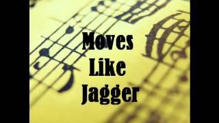 Moves Like Jagger-Tom Wallace