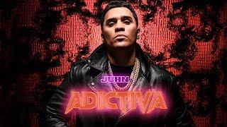 Смотреть клип Juhn - Adictiva