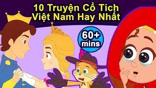 10 Truyện Cổ Tích Việt Nam Hay Nhất - Biên soạn   Chuyen co tich   Phim Hoạt Hình Hay Nhất 2019