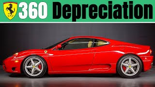 The best time to buy a Ferrari 360 | Buying and Depreciation Guide