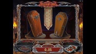 Игровой Процесс в Семье Дракулы!Dracula's Family (Семья Дракулы) от Playson (Игровые автоматы)