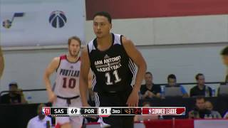 Bryn Forbes' top plays of Vegas Summer League thumbnail