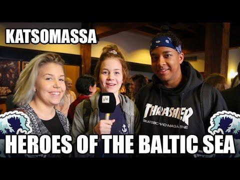 Ennakkonäytöksessä: Heroes Of The Baltic Sea