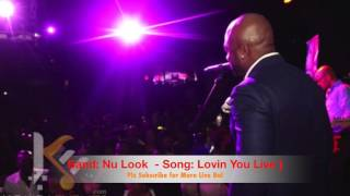Nu Look -  Loving You  Live Bal Audio @ Hollywood Live 2/13/16