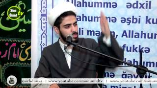 Kərbəlayi Ağadadaş _ Ramazan ayının cümə 9-cı günü [26.06.2015]
