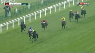 Crystal Ocean wins the 2019 Prince of Wales's Stakes | Royal Ascot