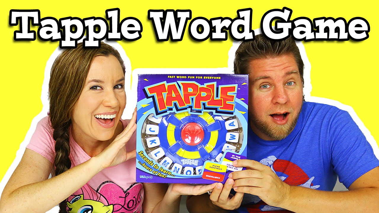 Tapple Word Game by USAopoly
