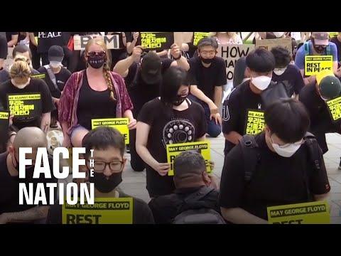 Demonstrations in wake of George Floyd's death go global