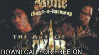 bone thugs-n-harmony - 7 sign (ft. majesty) - The Art Of War
