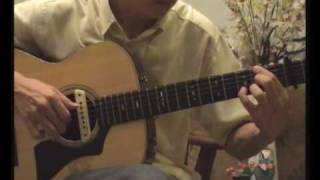 Lord I offer my life-Fingerstyle by Den