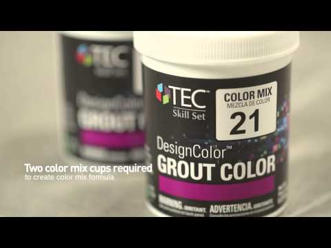 GBI Thin-N-Easy Tile and TEC® Grout