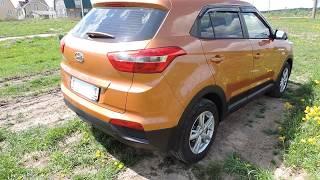 Hyundai Creta отзыв от владельца,опыт эксплуатации РЖАВЧИНА БОНУСОМ