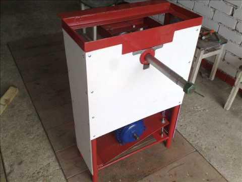 DIY Homemade Alloy Rims wheels polishing machine