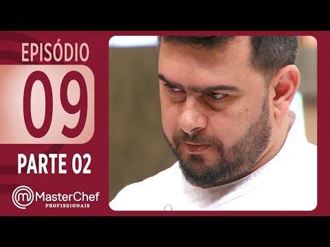 MASTERCHEF PROFISSIONAIS (31/10/2017) | PARTE 2 | EP 09 | TEMP 02