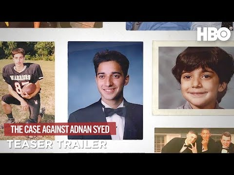 St. Pierre - 'The Case Against Adnan Syed' Takes The National Stage In HBO Documentary