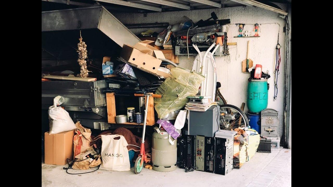 Wie Du Keller / Dachboden / Garage richtig nutzt // Minimalismus ...