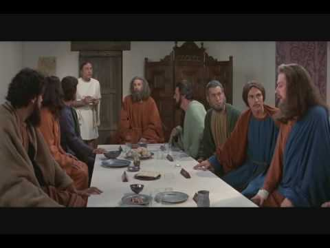 Mel Brookes History of the World - Last Supper