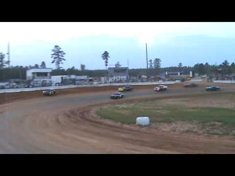 Beatin' and Bangin' @ Drew County Speedway Monticello AR 4-25-2009