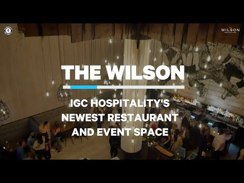 The Wilson | a new Restaurant  and Event Space in Chelsea, Nomad, Midtown NYC