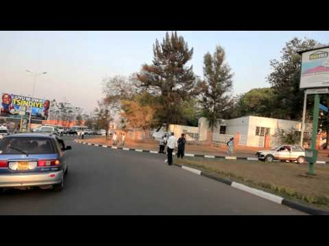 Kigali: The safest & Cleanest City in the World, Rwanda 2011