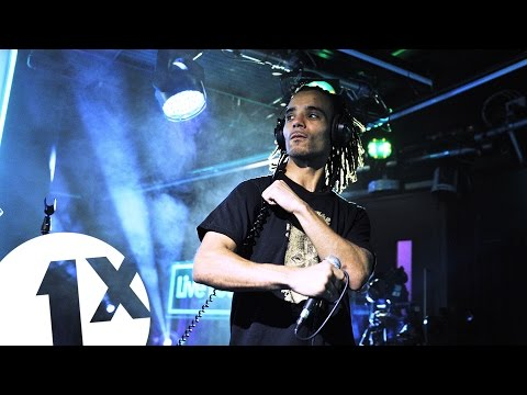 Akala performs 'Mr Fire In The Booth' as part of 1Xtra Mc Month